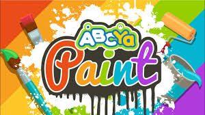 abcya paint splash page