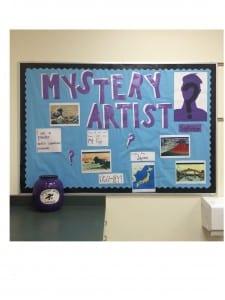 september mystery artist