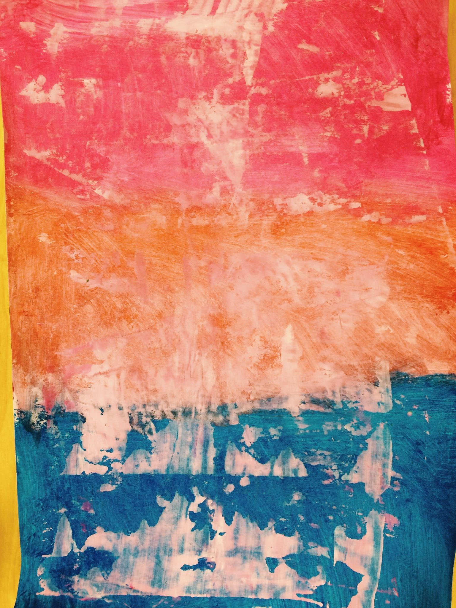 5th Grade Gerhard Richter Paintings Art With Ms Bruce