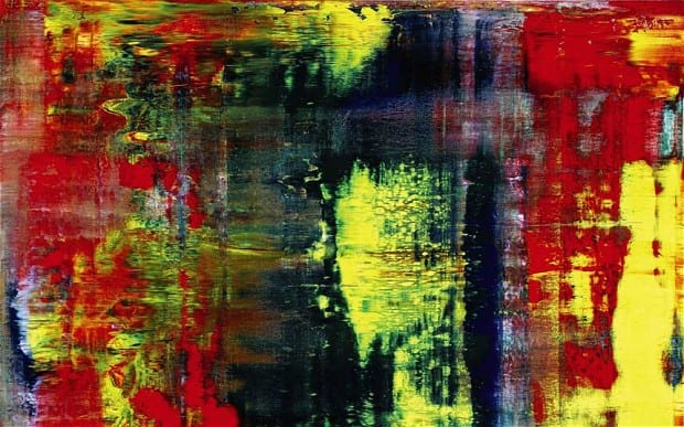 Resultado de imagen para gerhard richter paintings