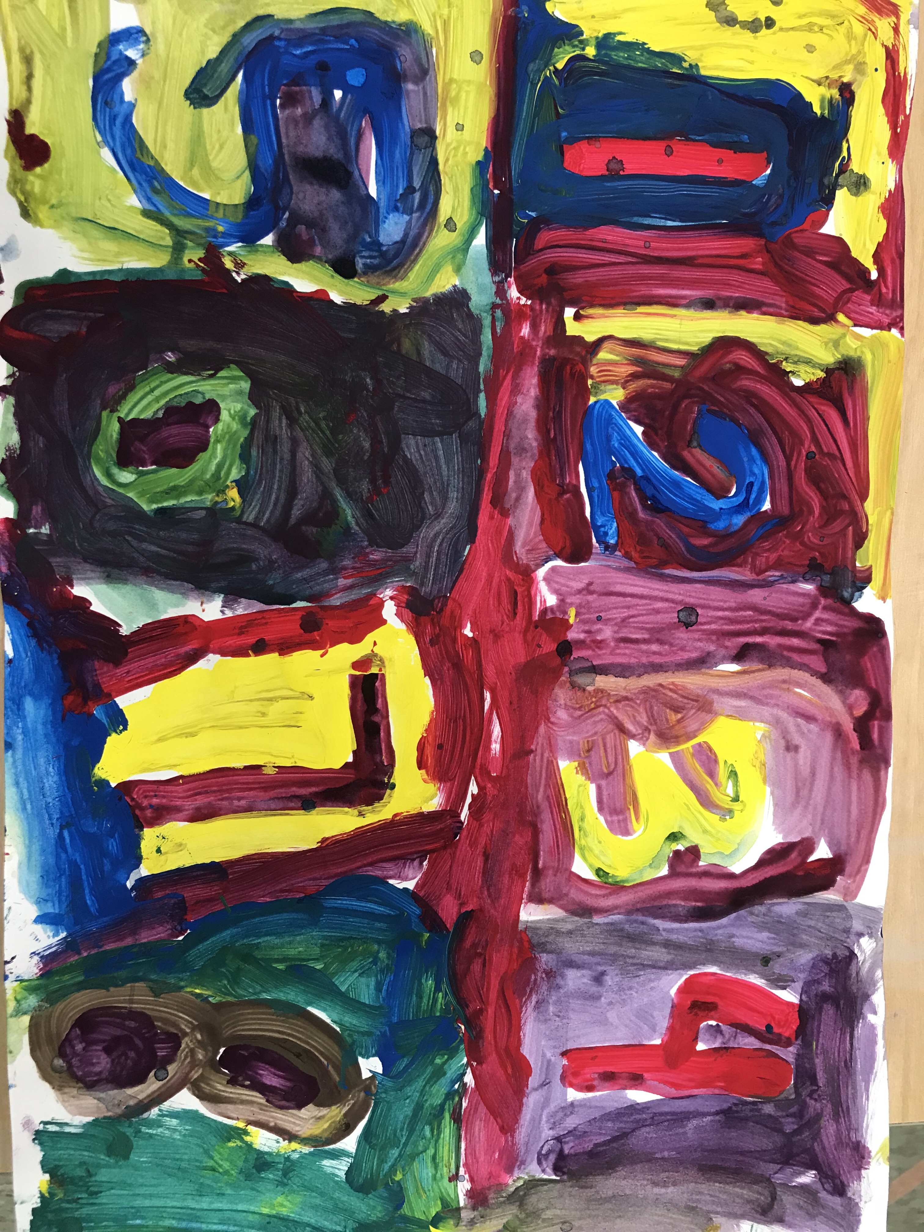 kindergarten primary color numbers art with ms bruce