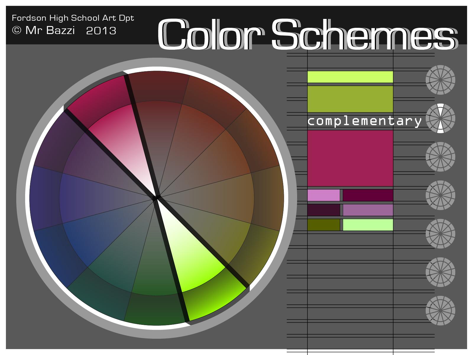 Color Schemes – Bazz...