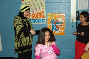 Becker Students and Staff Donate to Children With Hair Loss
