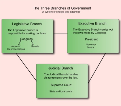Essay about   branches of government Study com