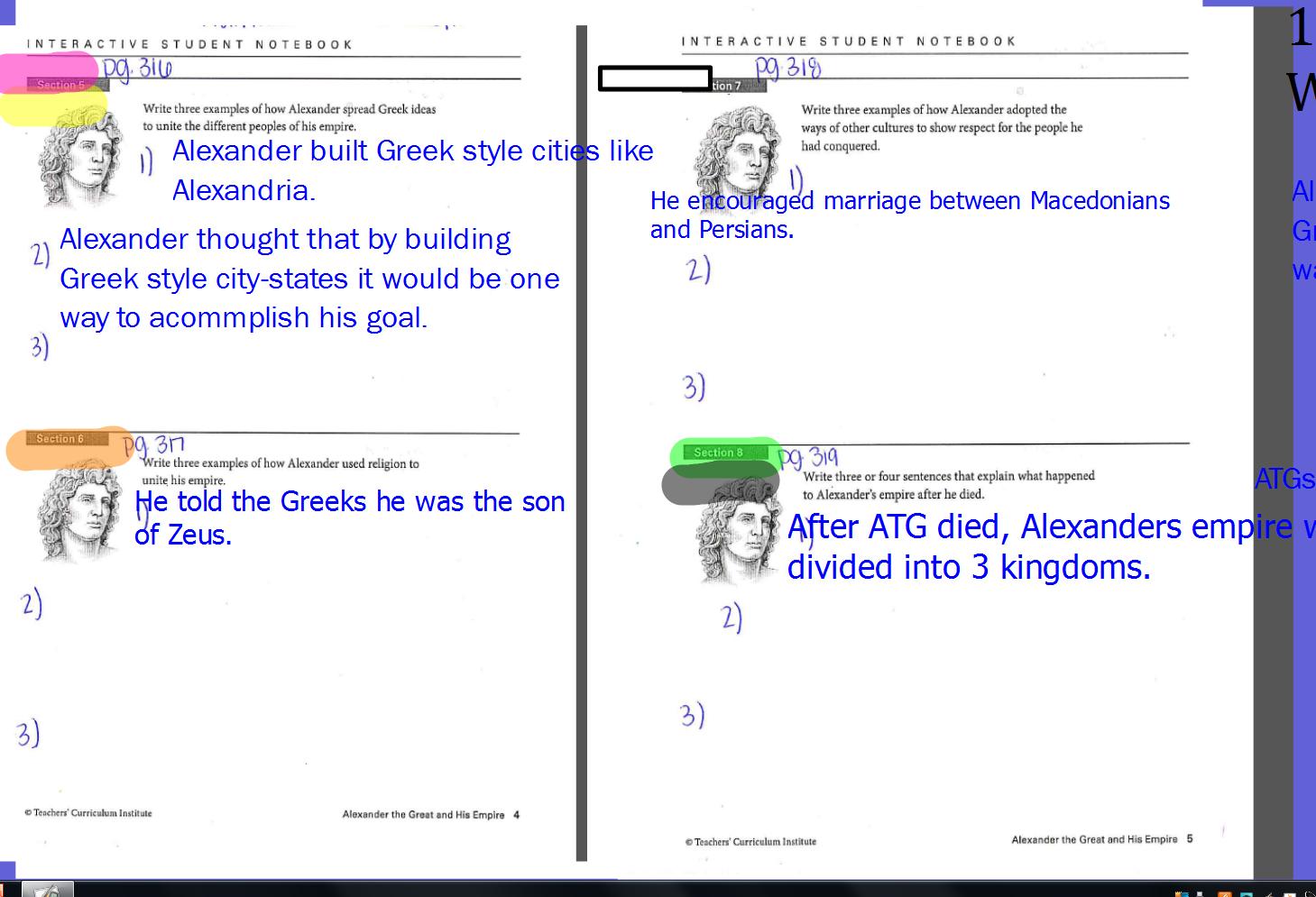 environment essay topics grade 6