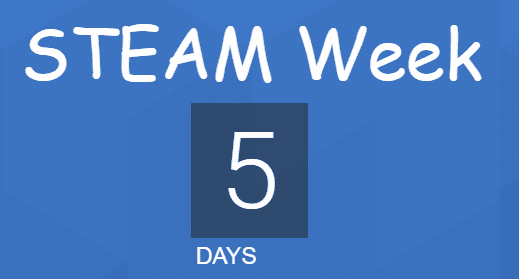 5 days till steam week