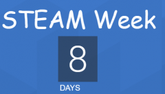 8 days until steam week
