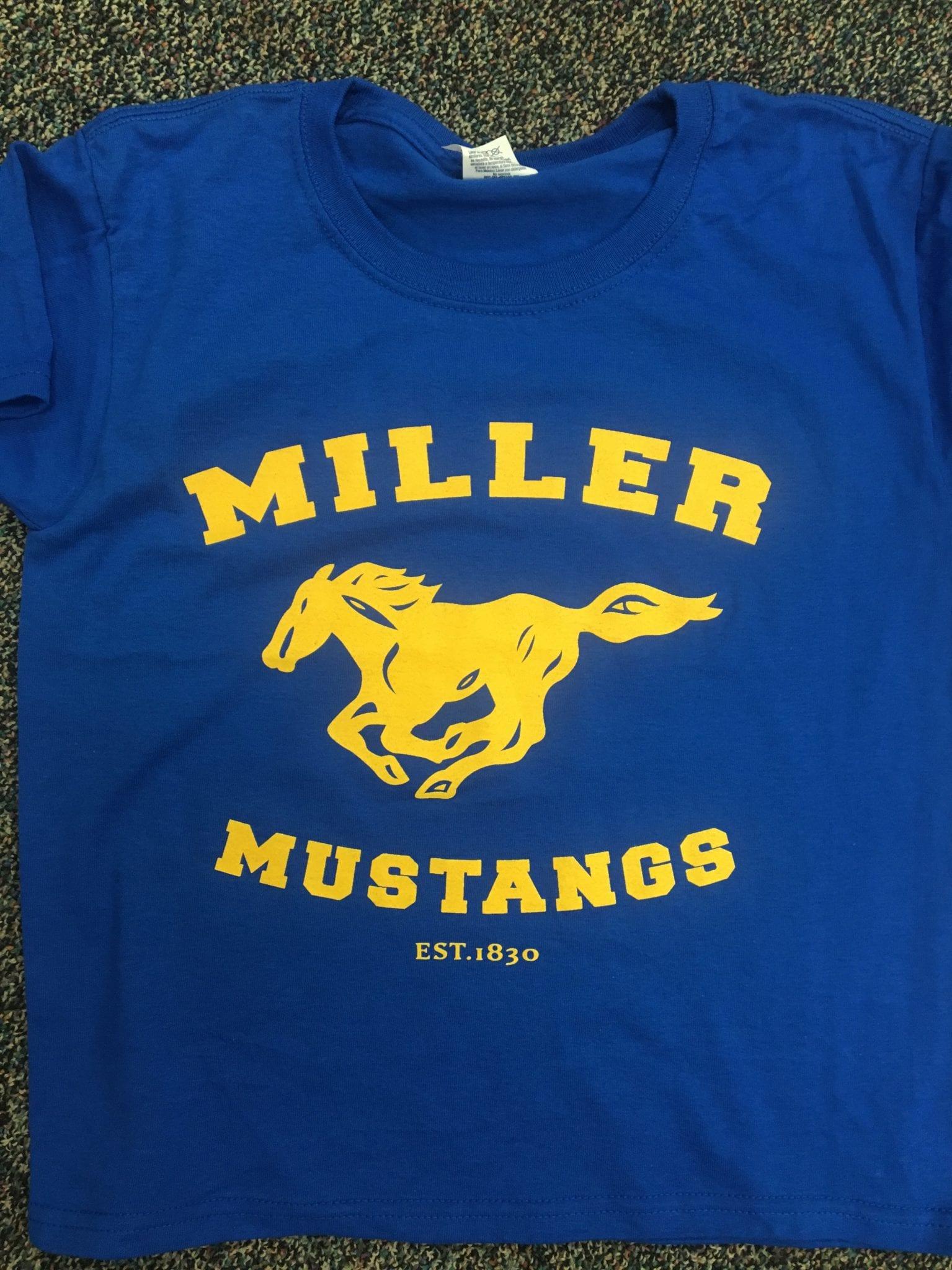 Image result for dearborn miller mustang shirt