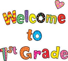 Welcome To First Grade Clipart Png – Clipartly.com