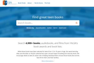 YALSA Bookfinder