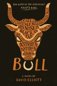 Book Cover Bull by David Elliot