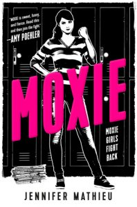 Cover of Moxie by Jennifer Mathieu