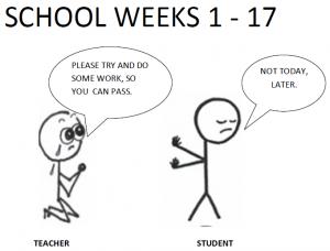 WEEKS 1-17