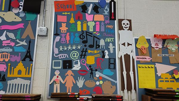 4-Die cuts, school pt.1