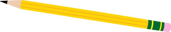 yellow pencil 2