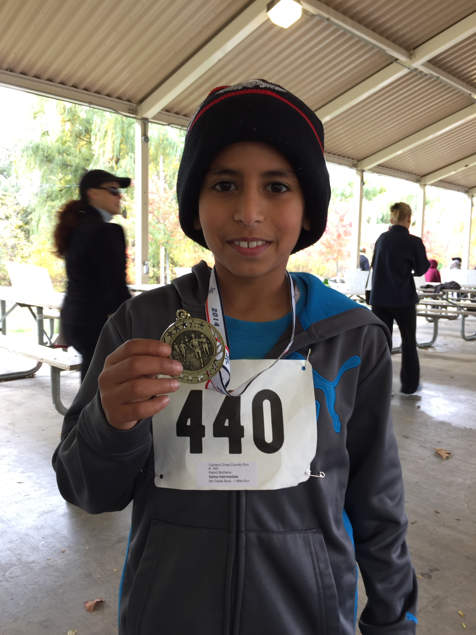 Mrs. Haidarah's 4th Grade | Cipriano Run