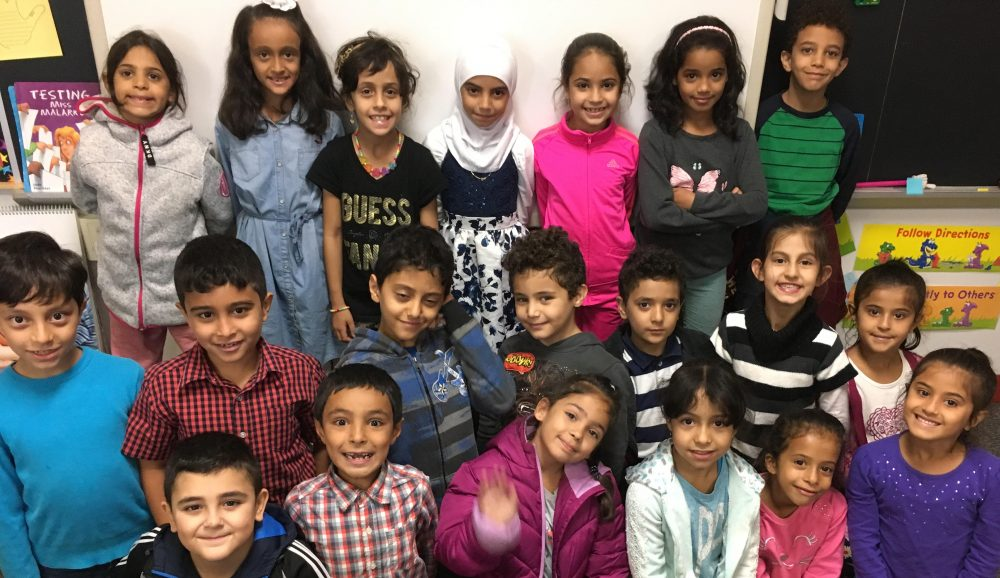 MRS. HAMMOUD Second GRADE IBLOG 2018-2019
