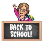 Welcome Back to School!  2020-2021