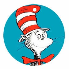 Image result for free images of Dr. Seuss