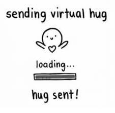Image result for virtual hug