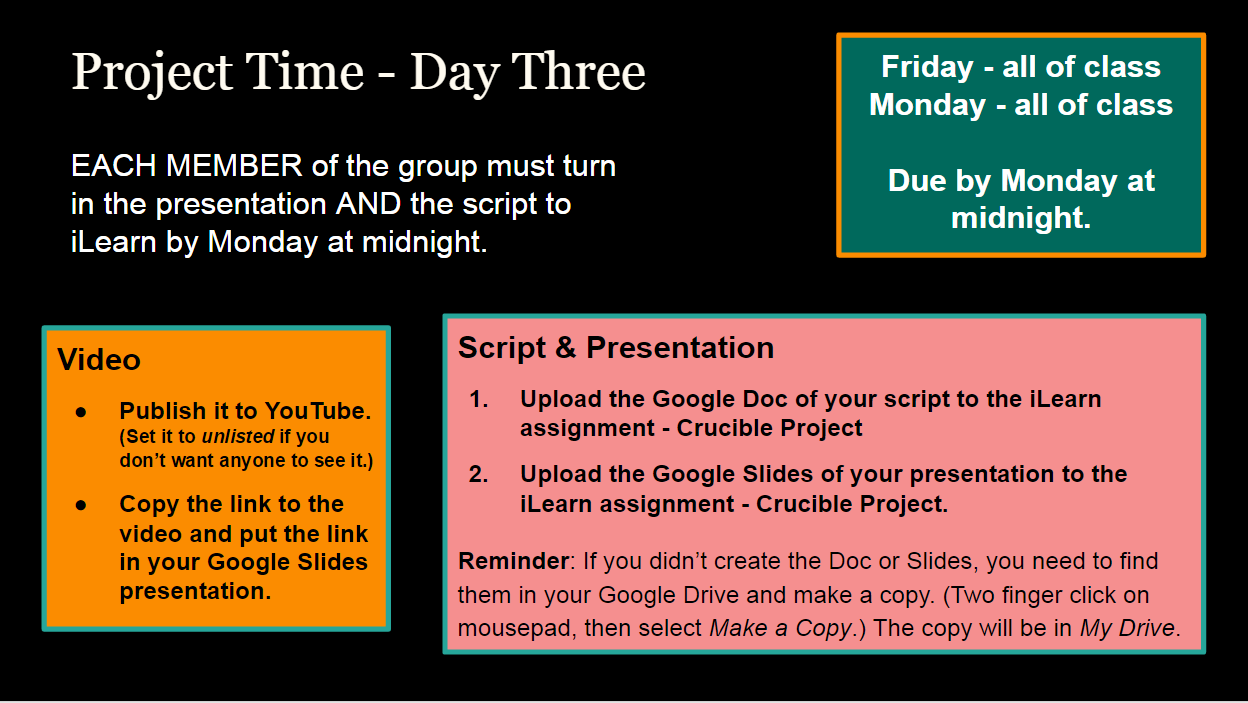 crucible project The crucible project choices author: stephanie hunsley created date: 12/19/2013 4:16:27 pm.