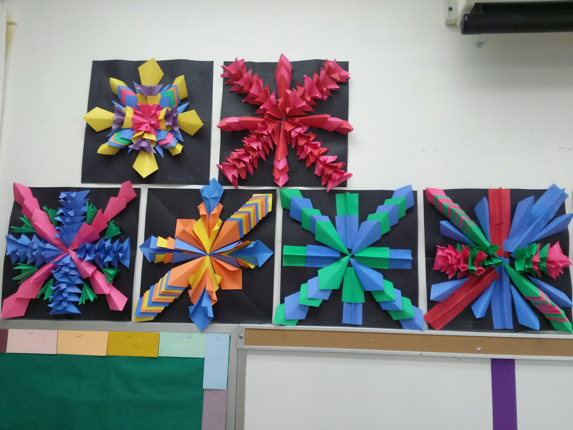 Art projects for 7th and 8th graders 8th grade art class for Arts and crafts for middle school