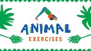 Animal Exercises to Boost Kids' Fitness Indoors   Asphalt Green