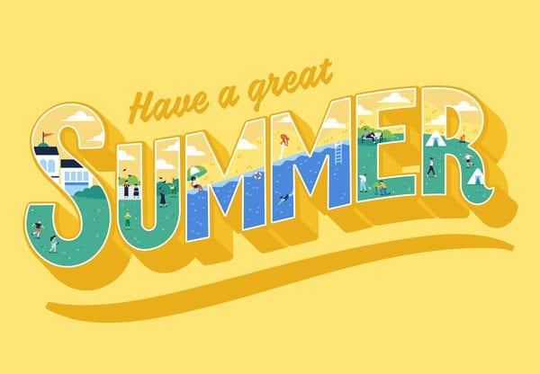 Have a Wonderful Summer Break!   Mrs. Makled's 6th Grade Math Class
