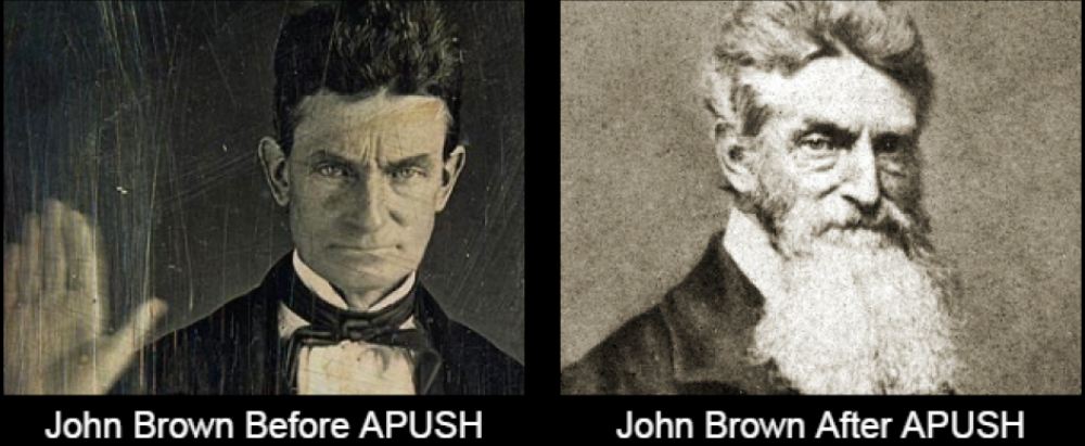 DBQ relating to John Brown's raid on Harper's Ferry Essay Sample