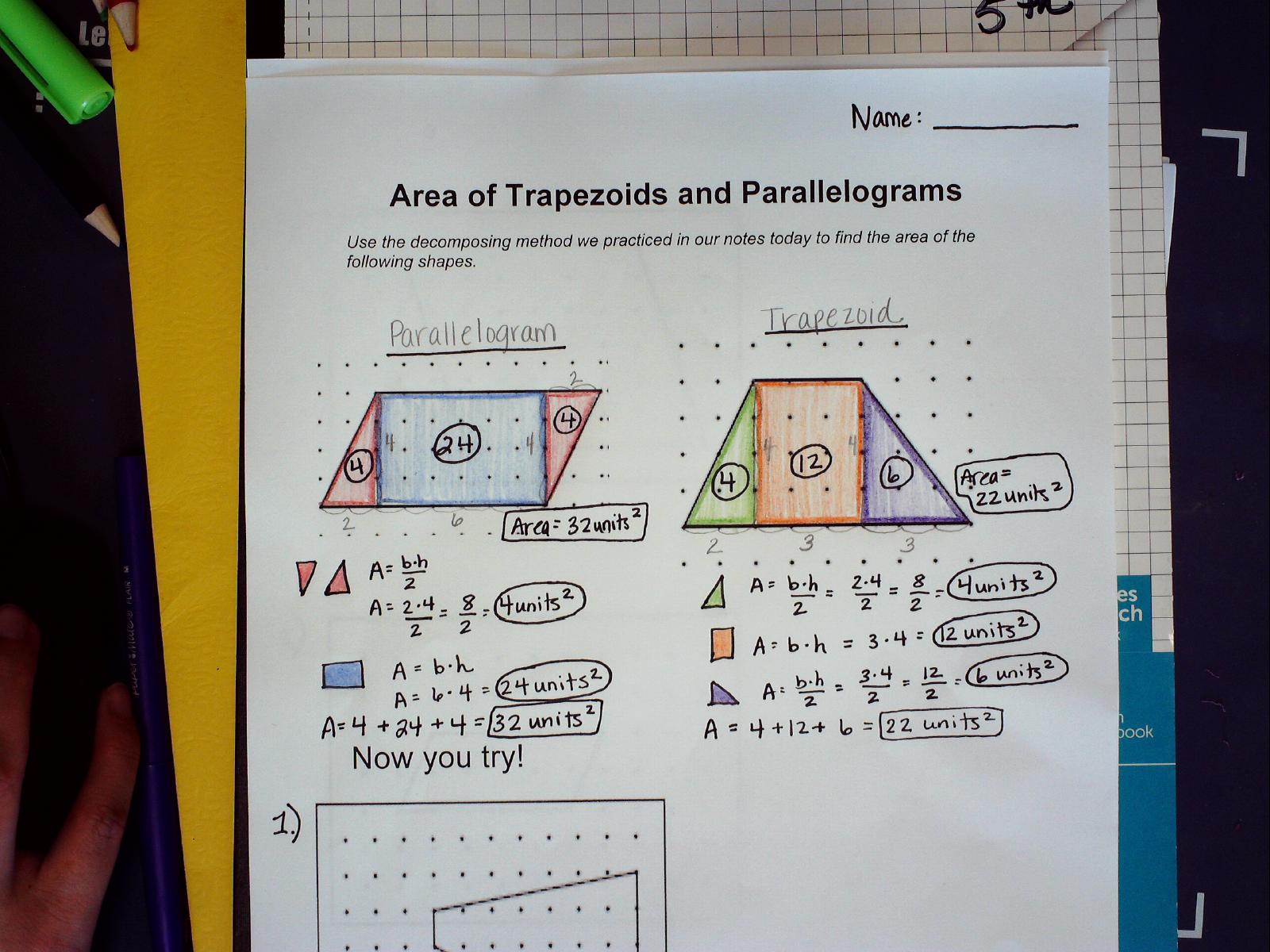 You Might Want To Print This One Out, Or You Can Draw On Your Own How To  Find The Surface Area Of Rightangled And Isosceles Triangular Prisms  Owlcation