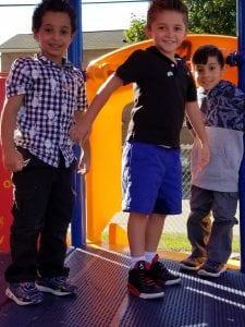 We love recess!!!!