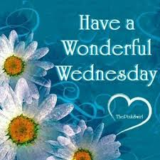 Have a wonderful Wednesday! ❤️ | Good morning wednesday, Happy wednesday  quotes, Wednesday quotes