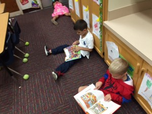 read to self 5