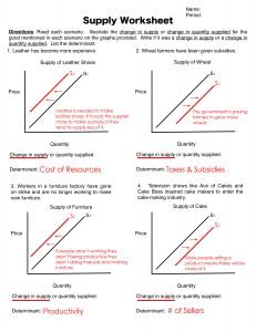 Econ Practice ANSWERS | Ms. Naura's Classes