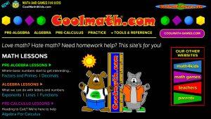 Cool Math link