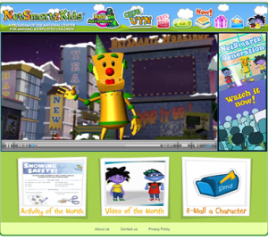 picture from Netsmartz Internet Safety