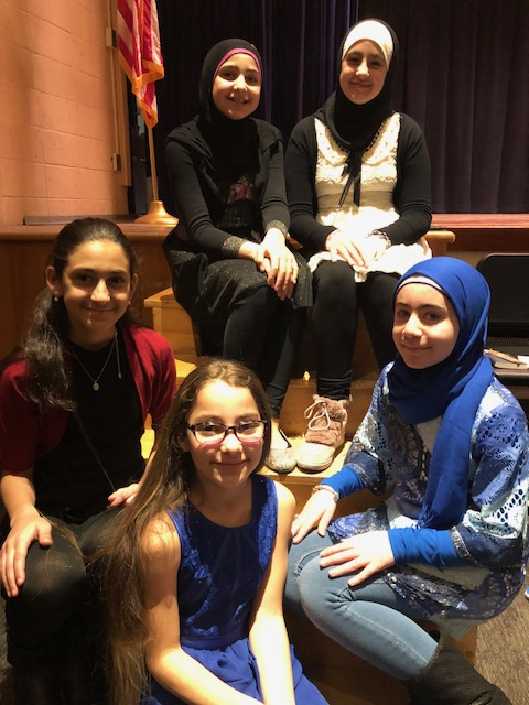 Battle of the Books Group