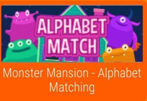 Link to alphabet match
