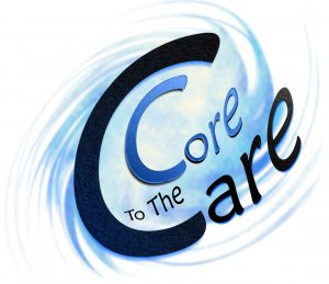 Care to the CORE logo