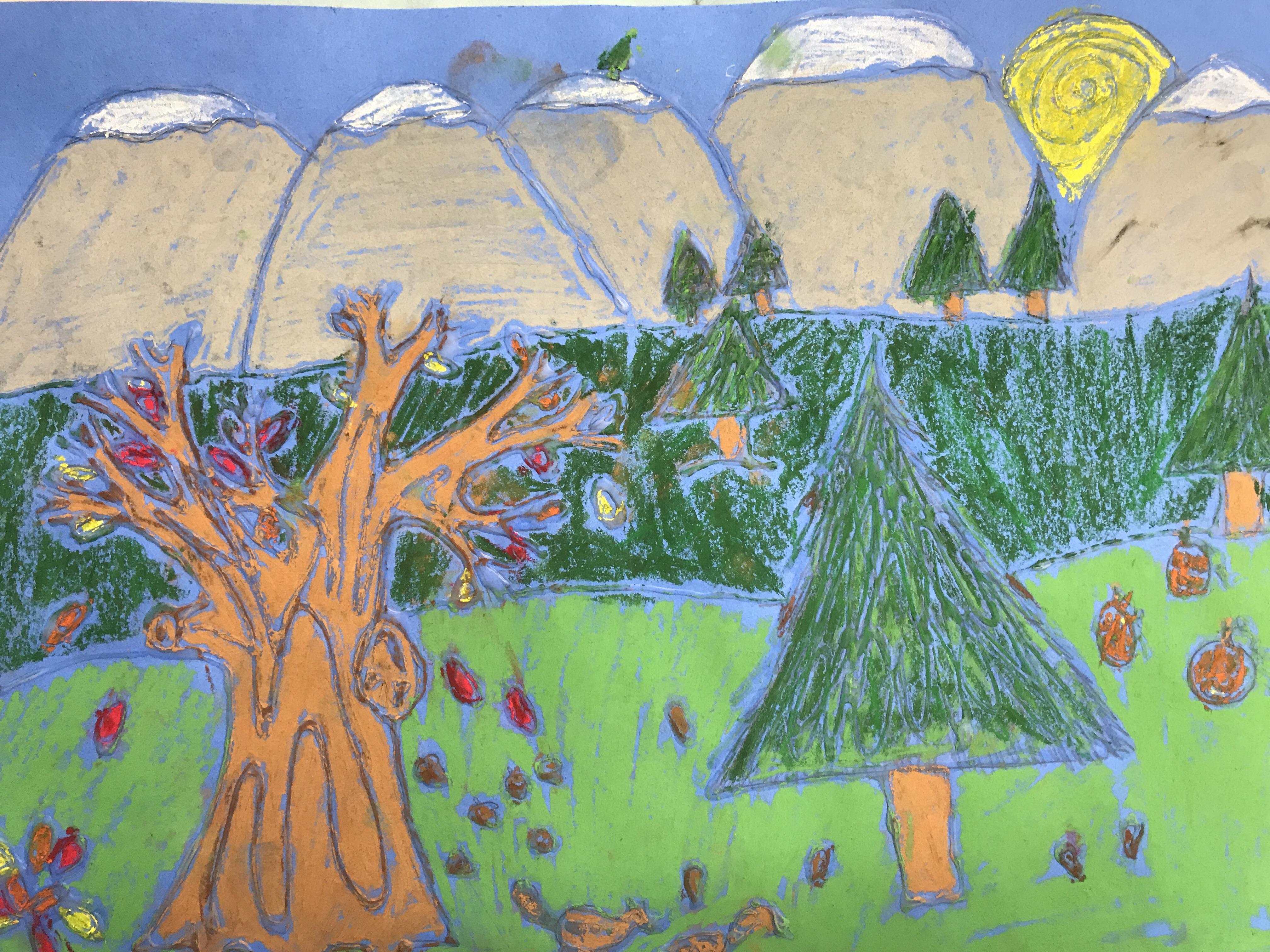 Mrs. Reynaert's Art Studio | Dearborn Public Schools