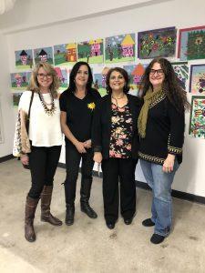 Teachers at ArtSpace