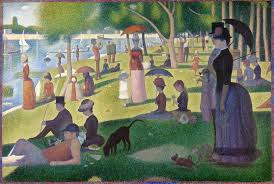 File:A Sunday on La Grande Jatte, Georges Seurat, 1884.png ...