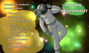 astronaut Questions 1