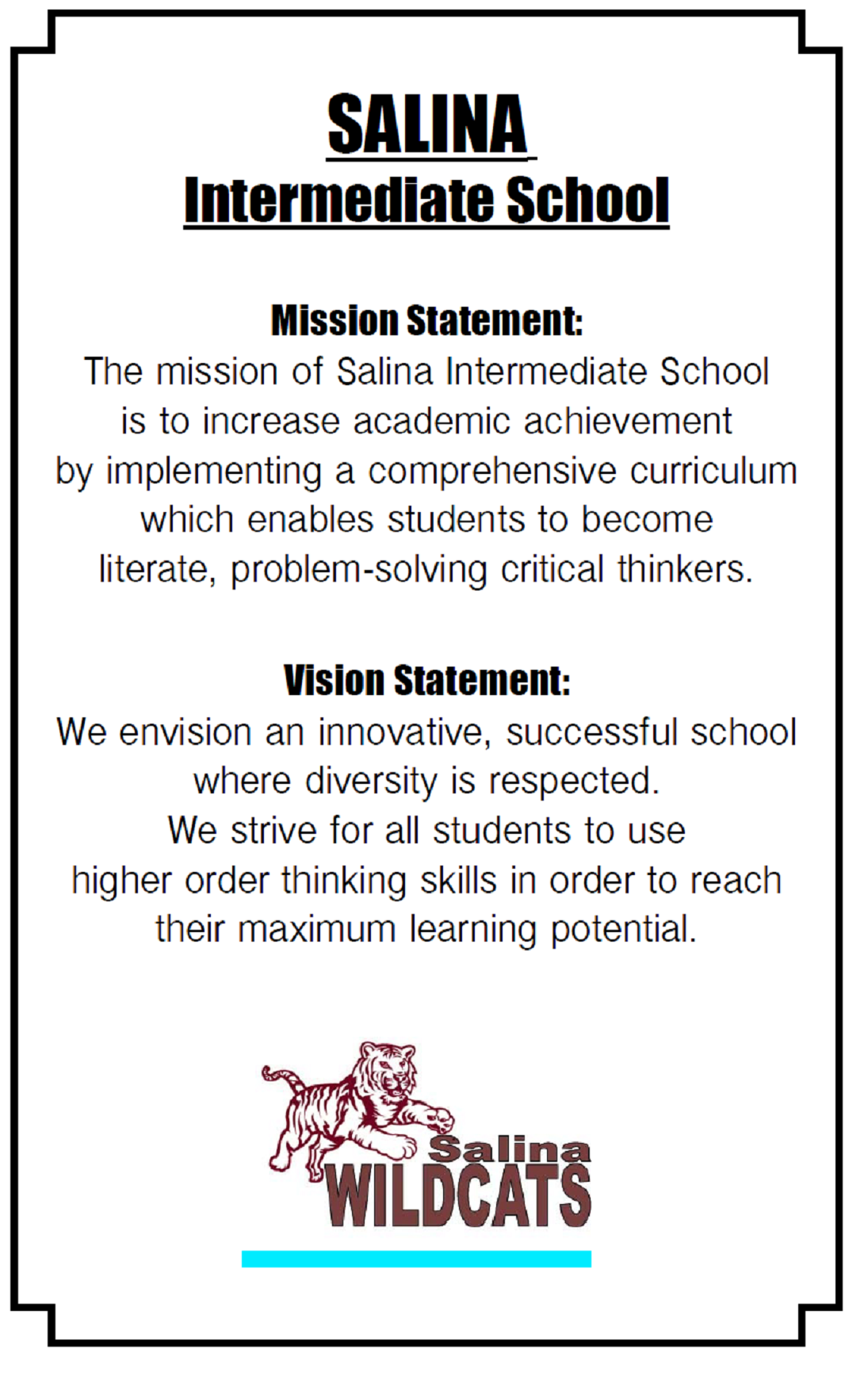 State Your Mission Creating Mission Statements that Work What is your schools mission statement If it doesnt exist or you cant recall it its time to take