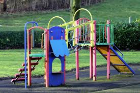 Free picture: slide, summer, playground, area, colorful, object ...