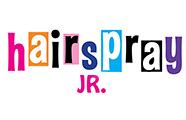 hairspray jr logo -#main