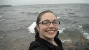 Our student teacher, Miss Ebaugh!