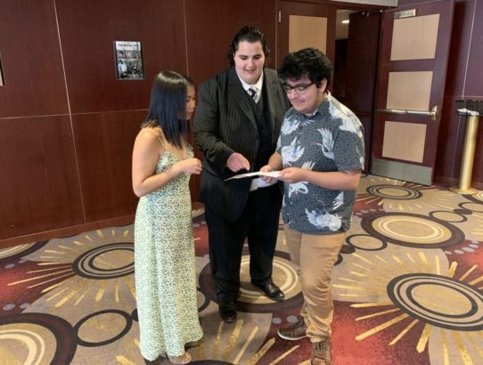Dearborn High School Wins 4 Student Emmys!