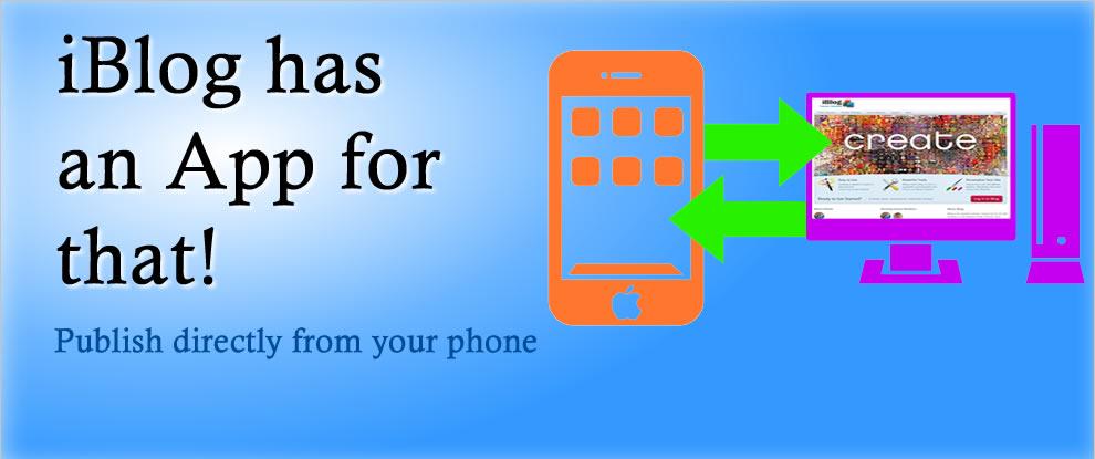 iBlog Mobile Application Installation