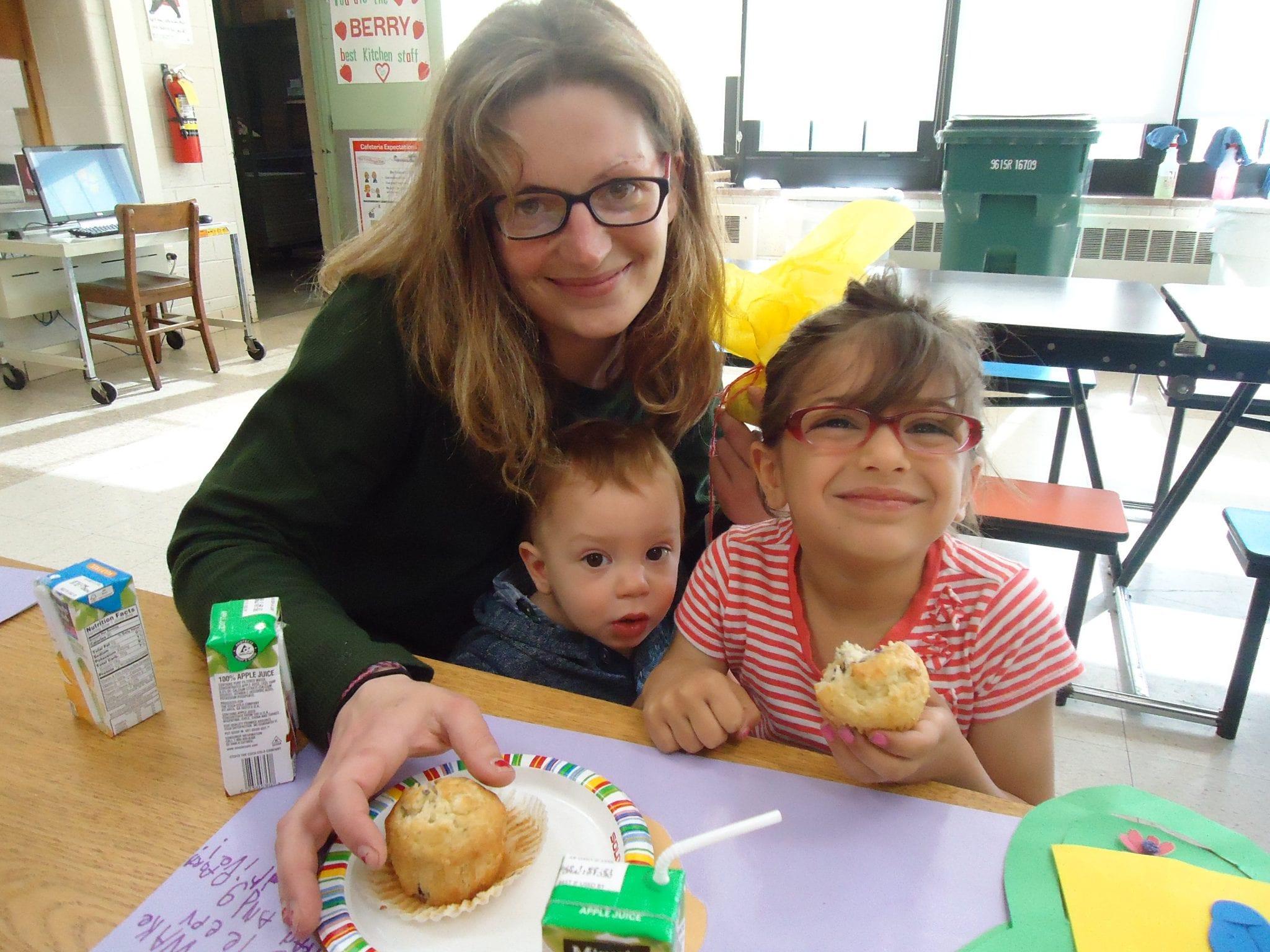 Muffins for moms ms wright 39 s kindergarten - Muffins fur kindergarten ...